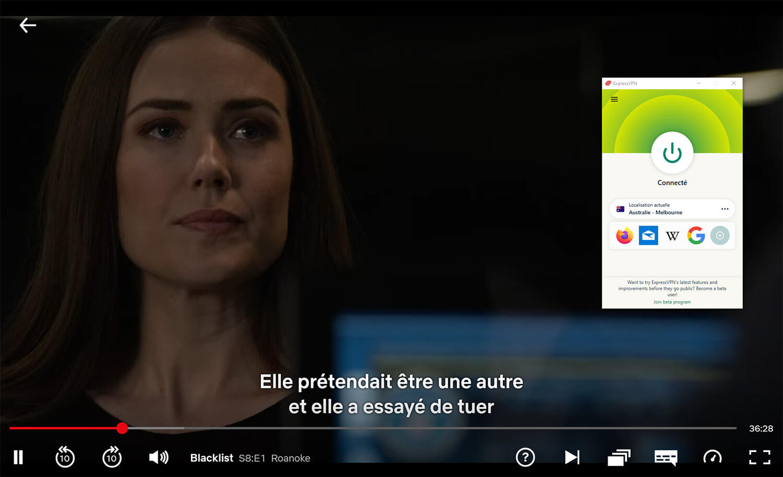 Regarder Blacklist Saison 8 Netflix