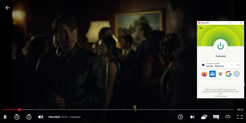 Regarder Hannibal sur Netflix Australie