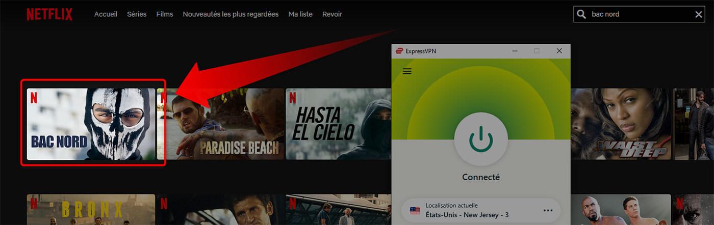 Bac Nord Catalogue US NetflixBac Nord Catalogue US Netflix
